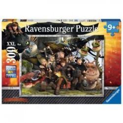 Puzzle Ravensburger Dragons...