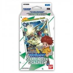 Digimon Starter Deck: Giga...