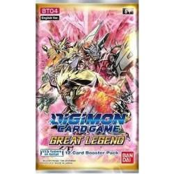 Digimon Sobre Great Legend...