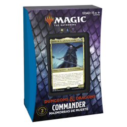 Mazo Commander D&D...