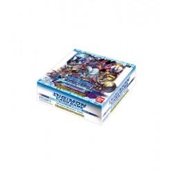 Caja de sobres de Digimon...