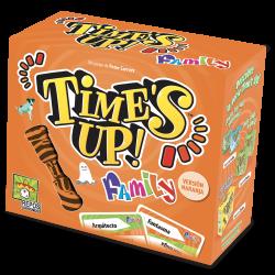 Time`s Up Family 2 (Naranja)