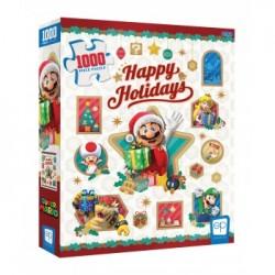 """Puzzle Super Mario """"Happy..."""