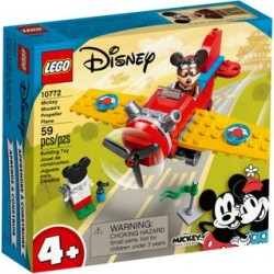 Avión Clásico de Mickey...