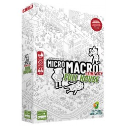 MicroMacro Crime City: Full...