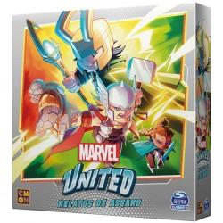 Marvel United: Relatos de...