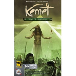 Kemet: El Libro de los...