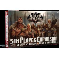 Blood Rage - 5 jugadores...