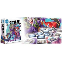 DC Spyfall - El Villano que...