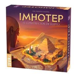 Imhotep - El constructor de...