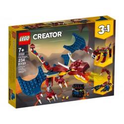 Dragón Llameante 31102