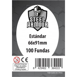 100 Fundas tamaño Estándar...