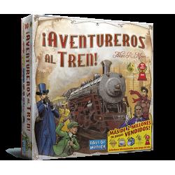 ¡Aventureros al Tren!