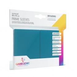 Pack Prime Sleeves Blue (100)