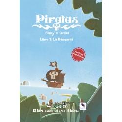Libro-Juego 12 Piratas La...