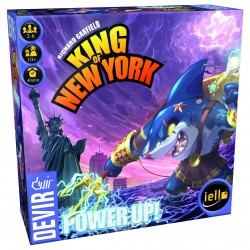 King of New York - Power...