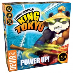 King of Tokyo - Power Up...