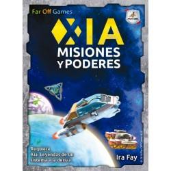 Xia: Misiones y poderes...