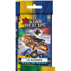 Star Realms: Mazo de mando...
