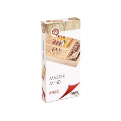 Master Mind Colores Madera