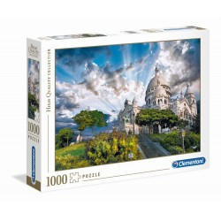 Montmartre Puzzle