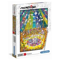 Mordillo Puzzle El Show