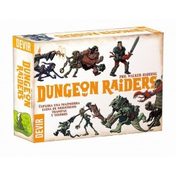 Dungeon Raiders - Edición 2018