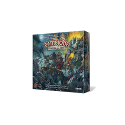 Zombicide: Black Plague -...