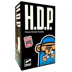 HDP Hasta Donde Puedas