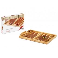 Maletín Backgammon Marquetería