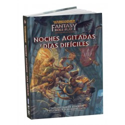 Warhammer Fantasy Role Play...