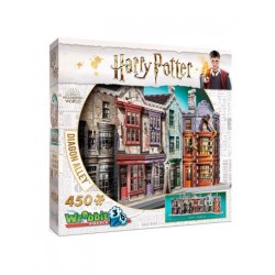 Harry Potter Puzzle 3D...