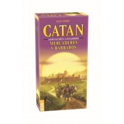 Catan - Mercaderes y...