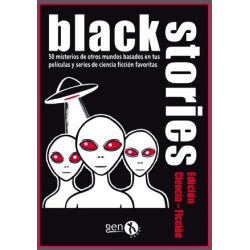 Black Stories - Ciencia...