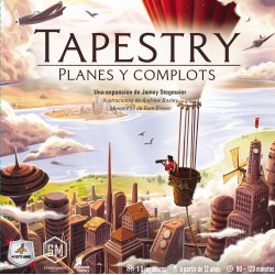 Tapestry: Planes y Complots...