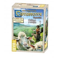 Carcassonne - Colinas  y...