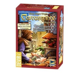 Carcassonne - Constructores...