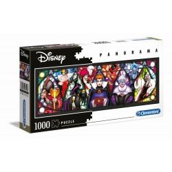 Disney Puzzle Villains