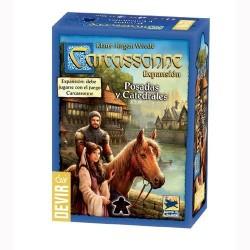Carcassonne - Posadas y...