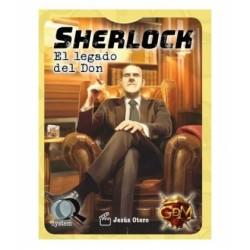 Sherlock: El legado del Don
