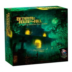Betrayal al House on the Hill
