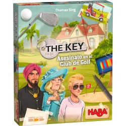 The Key, Asesinato en el...