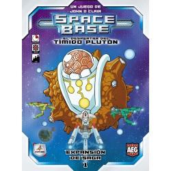 Space Base: Tímido Plutón...