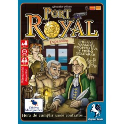Port Royal: Hora de cumplir...
