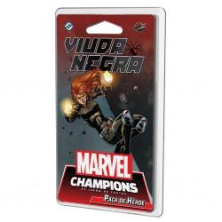 Marvel Champions: Viuda...