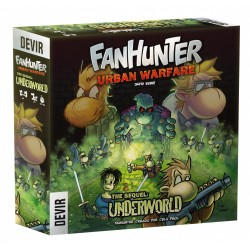 Fanhunter - Urban Warfare -...