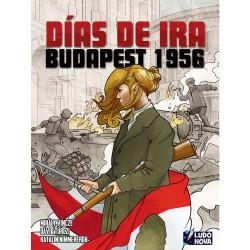 Días de Ira Budapest 1956
