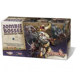 Zombie Bosses: Abomination...