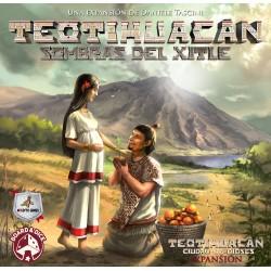 Teotihuacán: Sombras de...