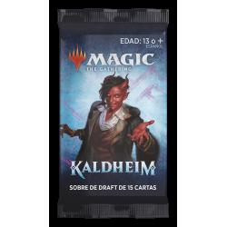Sobre de Draft de Kaldheim...